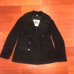 Burberry Jackets & Coats - Burberry Pea Coat